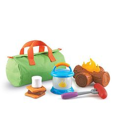 Look what I found on #zulily! New Sprouts® Camp Out! #zulilyfinds