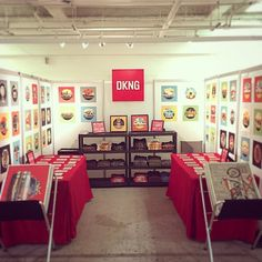 DKNG Booth
