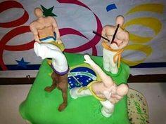 Capoeira cake