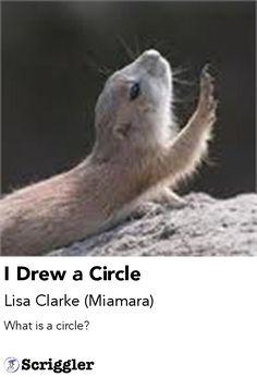 I Drew a Circle by Lisa Clarke (Miamara) https://scriggler.com/detailPost/poetry/37555
