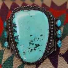 Native American Turquoise Bracelet