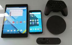 Unboxing Preciso di Nexus 6, Nexus 9 e Nexus Player #nexus6.nexus9
