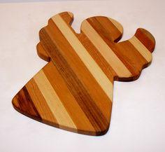 Angel Cutting Board. $15.00, via Etsy.