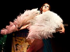 Red Hots Burlesque: School of Shimmy Showcase | SF Fandances
