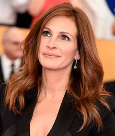 How to get hair like Julia Roberts plus 29 other ways to change up your long hair without having to chop off the length.