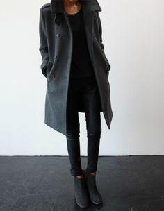 black + grey perfection