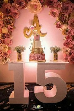 Read the latest hacks for quinceanera party center pieces; Take into consideration serving a small meal part of your quinceanera day reception. This w… - New Site Quinceanera Planning, Quinceanera Decorations, Quinceanera Themes, Quinceanera Dresses, Sweet 15 Quinceanera, Sweet 16 Decorations, Quince Decorations, Wedding Decorations, 15th Birthday Decorations