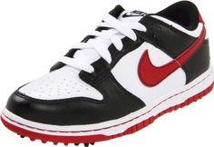 big sale 50339 7aa22 Nike Golf Dunk Jr-100 Shoe (Little KidBig Kid)