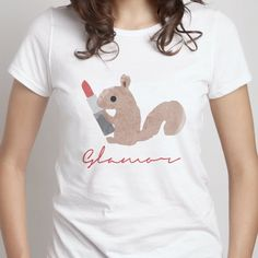 Glamor -- 試一試 #Snaptee #Tshirt