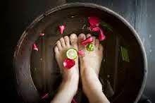 PUUR natuur Baking Soda: Mini-detox-voetenbad