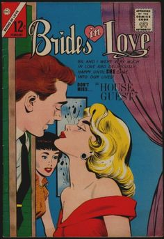 Charlton Comics BRIDES In LOVE #40 FN/VFN 7.0 US ONLY!! | eBay