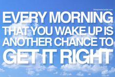 Still so hard to wake up...