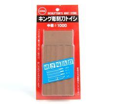 Japanese Sharpening Polishing Whetstone for skiving round cutter, #1000, leather supplies-BSRCM-273 by VACHETA on Etsy   #roundcutter #whetstone