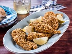 Un-Fried Chicken Recipe : Trisha Yearwood : Food Network - FoodNetwork.com