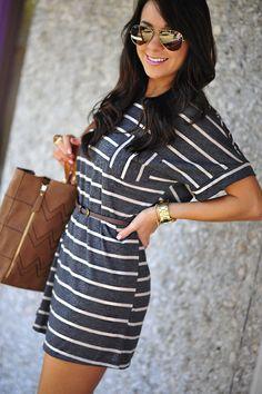 .perfect casual summer t-shirt  dress.