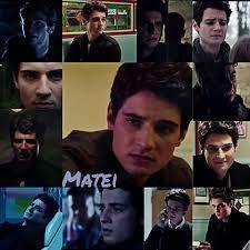 Matei | Wolfblood Season 4