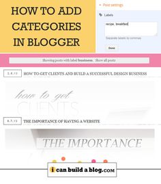 I Can Build a Blog Website --- worth looking at more!