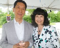 Seven Hills Inn's Denis Wong and Robin Gerson Wong attend Broadway In The Berkshires for Shakespeare & Company.