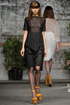 Charles Anastase Spring 2011 Ready-to-Wear Fashion Show
