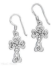 cross earings