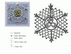 snowflakes crochet 279