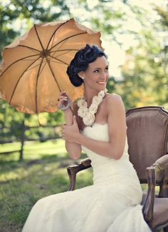Peinados para novias muy chic - Blog de bodas de Una Boda Original