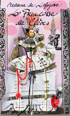 La Princesse de Clèves written by Madame de Lafayette, Special Edition illustrated by Christian Lacroix, 2010♛   ♛~✿Ophelia Ryan ✿~♛