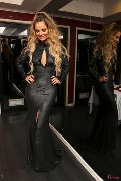 Cristina Ferreira | TVI | TV Gala | Dress by Micaela Oliveira