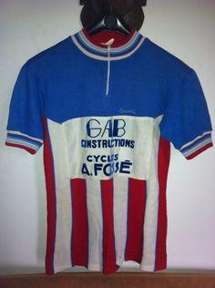 44e806d08 GAB Constructions. Molteni Cycling · Vintage Wool Cycling Jerseys