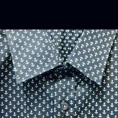 Camicia slim fit fantasia TG. S - XXL   Spedizioni in tutta Italia    #nuovacollezione #newcollection #nuoviarrivi #spring16 #camicia #shirt #fantasia #microfantasia #slimfit #ancora #anchor #abbigliamento #abbigliamentouomo #menswear #shopping #ecommerce #shoponline #spago #borgosanrocco #spagoabbigliamentouomo #spagomenswear by spagomenswear