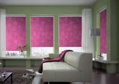 Ravishing raspberry solar shades!