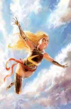 Ms Marvel - Xermanicob by Xermanico.deviantart.com on @deviantART