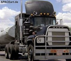 Convoy: Rubber Duck Kühlerfigur » SPACEart