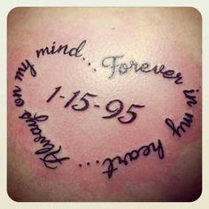 Tatt idea