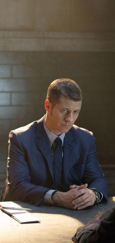 Gotham - 1x09 Harvey Dent - James Gordon