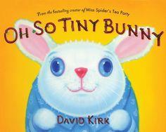 Oh So Tiny Bunny | IndieBound