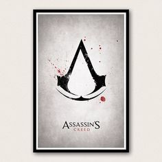 Assassin's Creed Poster - Video Game Poster