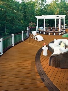 recycled outdoor deck retailers