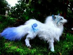 wolf Fantasy Creatures | Fantasy Creatures by WoodSplitterLee | Chikui