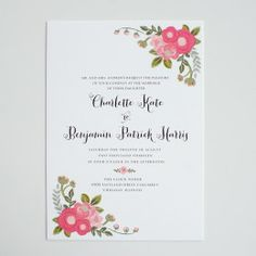 Catherine Invitations 25% off  for a limited time! :)