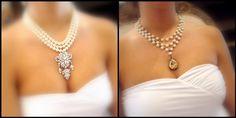 Bridal Necklaces Wedding Jewelry Photos on WeddingWire