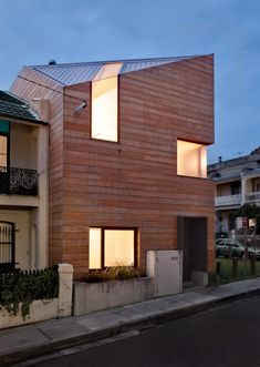 Stirling House by MAC Interactive Architects