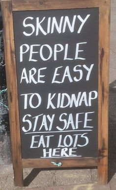 """Safety in obesity"" #sign_sunday #funny_signs"