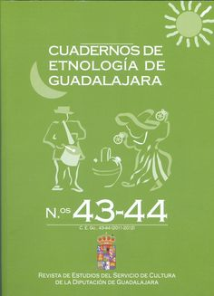Cuadernos de etnología de Guadalajara nº 43-44 (2012)