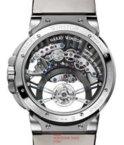 Harry Winston Ocean Tourbillon Jumping Hour and follow the link for discover the OPUS XIII