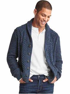 Men's Clothing: ニット&セーター   Gap