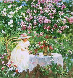 Stanislav Fomenok - Blumen blühen