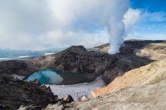 Kamchatka vulkan Gorelyj
