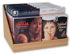 Mehndi Henna Kit Review : Jacquard mehndi henna review demo jagua temporary tattoo kit