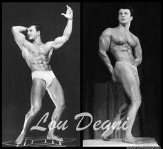 Bodybuilding retro